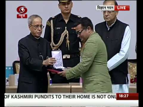 President confers 62nd National Film Awards