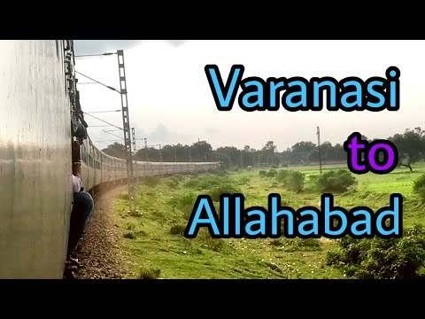 []Journey Compilation[] Varanasi To Allahabad via Gyanpur Road[] Onboard 14005 Lichchavi Express[]