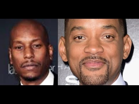 Tyrese Says He's Going Broke, Still Waiting on Will Smith Money Transfer, Uses Attention To Promote