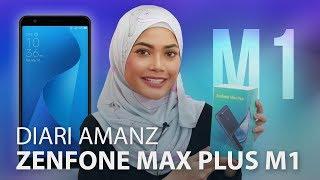 видео Asus ZenFone Max Plus (M1) (ZB570TL-4G028WW) DualSim Gold