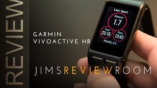 Garmin Vivoactive HR - HEART TESTS + REVIEW