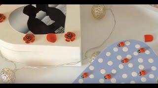 Diy: Valentine's Day Gift Box (gift Ideas)