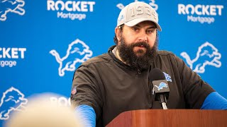 Matt Patricia on Needing to Improve in the Offseason | Detroit Lions