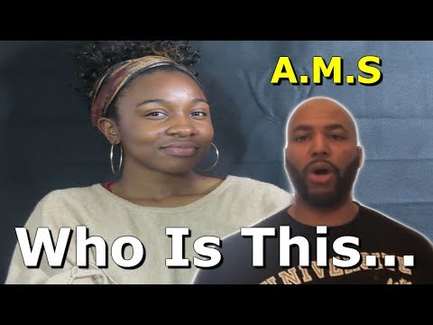 A Woman's Alpha Male Strategies Reaction    Who Is this AMS Guy???