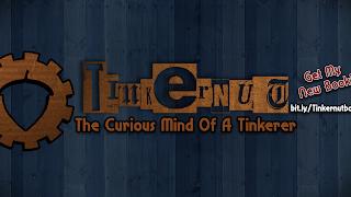Tinkernut Book Launch!