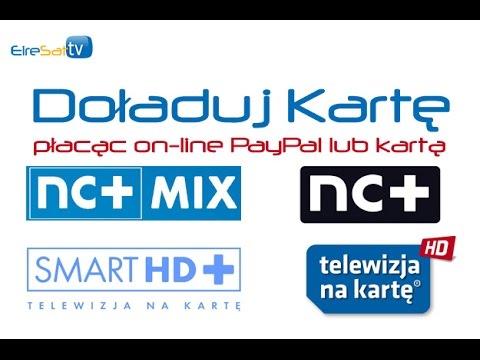 Nc Plus Na Karte.Jak Doladowac Telewizje Na Karte Nc Mix Smarthd On Line Placac Karta Lub Paypal