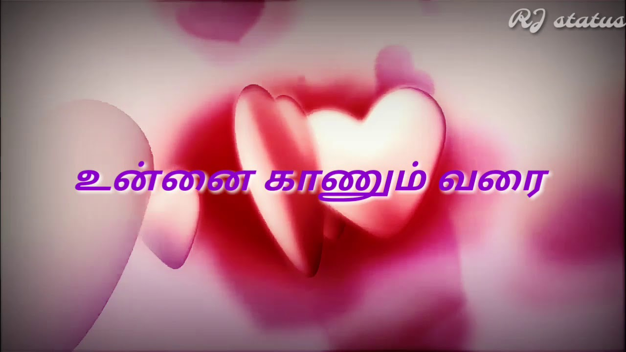 Love Whatsapp Status Download Tamil Whatsapp Status Rj Status