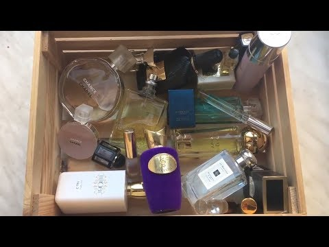 🌺 Моя коллекция парфюмов. Скромный парфюмоманьяк + НОВИНКА - Арабский парфюм