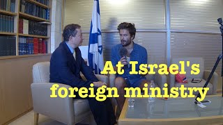 Foreign relations - Jung & Naiv in Israel: Episode 205