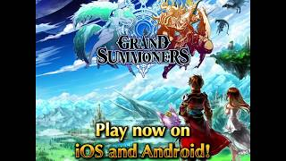 Grand Summoners YouTube Channel Analytics and Report - Powered by