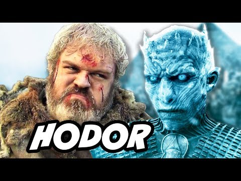 Game Of Thrones Season 6 Episode 5 - TOP 10 HODOR WTF and Book Changes