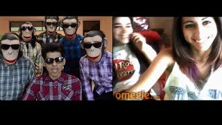 THE LAZY SONG on OMEGLE