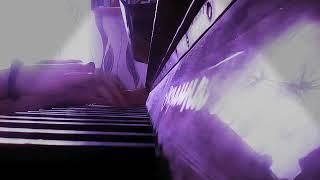 Пример игры на фортепиано. Красивая мелодия на фортепиано. Уроки пианино. Популярные песни 2018