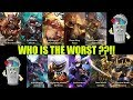 Heroes Charge Top 10 Worst Heroes mp3
