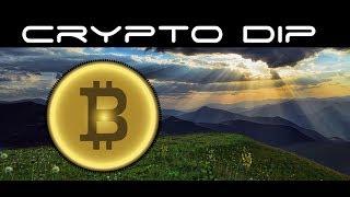Handeling the Cryptocurrency Market Crash/Dip - Government Regulation