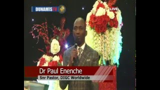DR PASTOR PAUL ENENCHE - VISION AND ENLARGEMENT 14-02-2016