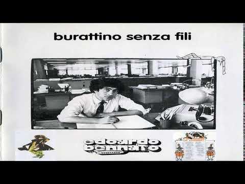 Edoardo Bennato - Burattino senza fili   Full Album HQ