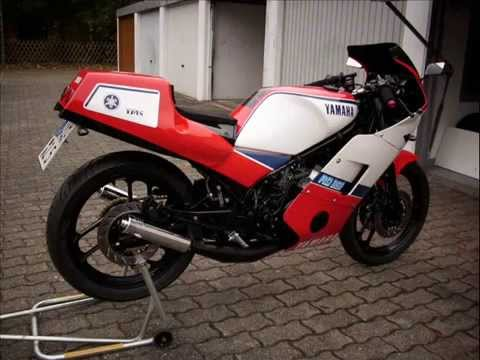 yamaha rd 350 ypvs teil 2 youtube. Black Bedroom Furniture Sets. Home Design Ideas