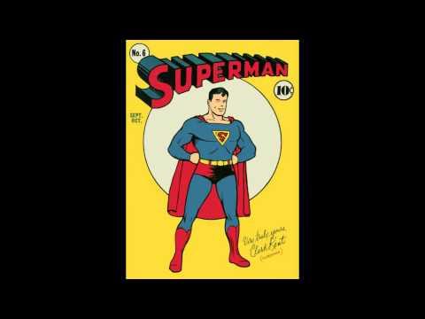 Superman Radio Announcer