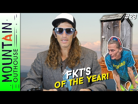 MTN OUTHOUSE NEWS - FKT's Of The Year, Outdoor Retailer Drama, Camille Herron's Secret Drink