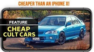 CULT cars cheaper than an iPhone X: Honda City VTEC to Maruti Gypsy