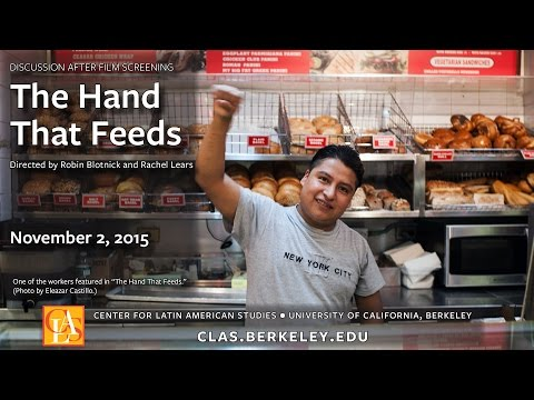 "Film Discussion: ""The Hand That Feeds"""