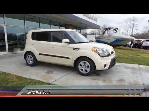 2012 Kia Soul Used U2022 Rusty Wallace Auto U2022 Morristown, TN U2022 423 586 1441  Live K5132A