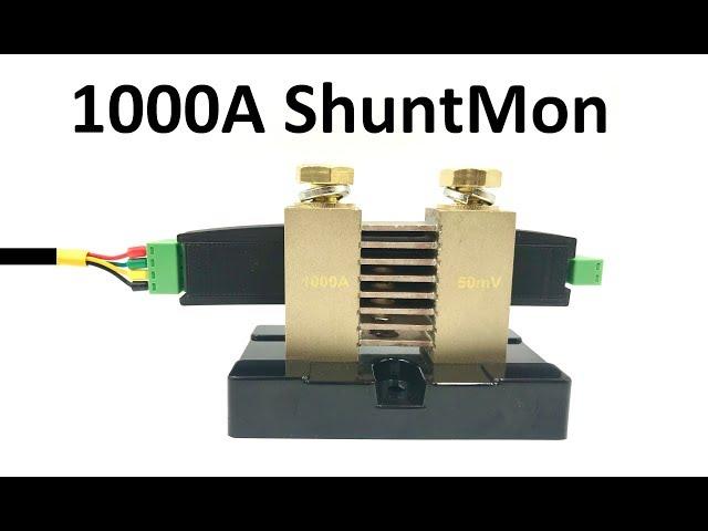 Batrium 1000A ShuntMon