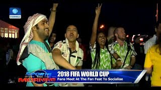2018 w/cup: reviewing nigeria's first match against croatia in russia pt.1