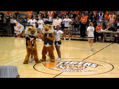2* Pep Rally Commerce High School 2010 - part 5
