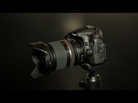 Canon 70D Full Review & Test