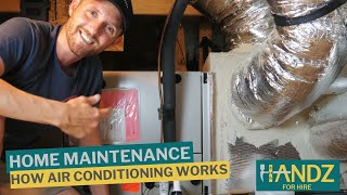 TOP 7 HOUSEHOLD MAINTENANCE MUSTS | Plus the *COOL* Science behind your AC