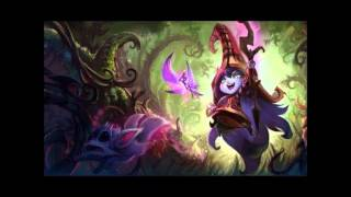 League of Legends Lulu Intro Login Music