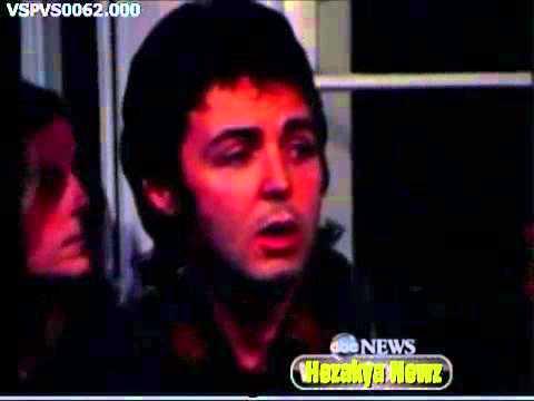 1972 Interview Paul McCartney believes in a United Ireland