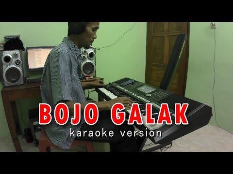 BOJO GALAK Koplo versi Karaoke Yamaha PSR S970