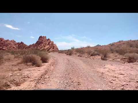 Las Vegas Valley of Fire State Park riding with Adrenaline ATV Tours Polaris Ace