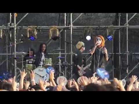 150808 SWEET MULLET (Thailand) 부산 락 페스티벌 (Busan Rock Festival) 공연 직캠