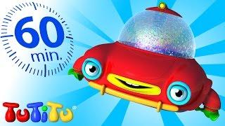 טוטיטו בעברית | הצעצועים האהובים ביותר | שעה שלמה של הנאה לילדים