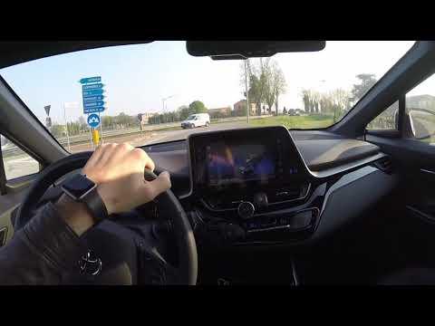 Come consumare meno Toyota CHR Hybrid - Tutorial consumi Parte 1