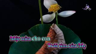 Đôi Bàn Tay Mẹ Karaoke HD - Tone Nữ ( Thùy Linh)