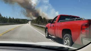 Porters Lake Fire 23-may2020