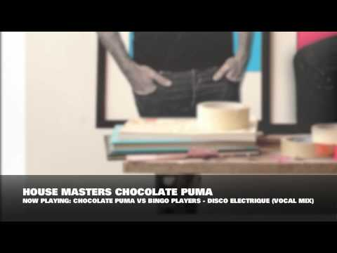 Defected presents House Masters Chocolate Puma Mixtape