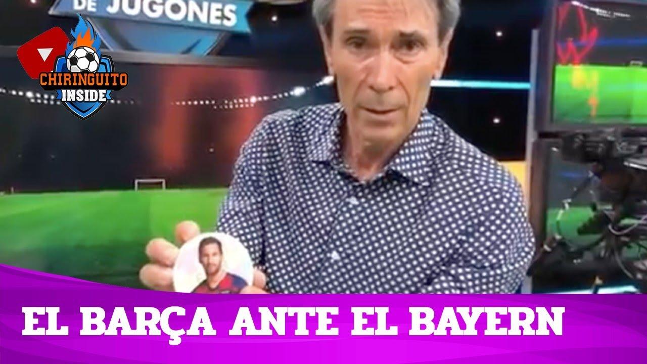 🔵🔴 El BARÇA, ante el TODOPODEROSO BAYERN | La pizarra del Lobo Carrasco | Chiringuito Inside
