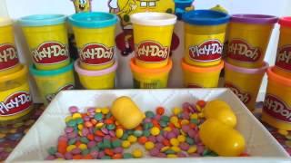 Play Doh Ice cream Классные мультфильмы для детей plastilin doh