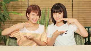 MCは、℃-ute岡井千聖とモーニング娘。'15羽賀朱音! モーニング娘。'15...