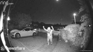 Thieves caught using keyless hack to steal £90,000 Tesla in 30 seconds.
