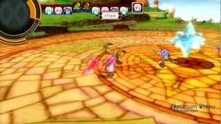 PS3 Mugen Souls Gameplay Playthrough #3 720p