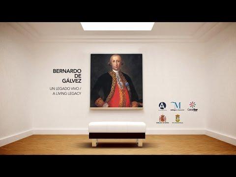 BERNARDO DE GÁLVEZ | Trailer (English)