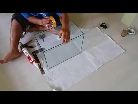 Cara Membuat Akuarium Sendiri