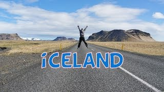 A road trip: Amazing Iceland Adventure